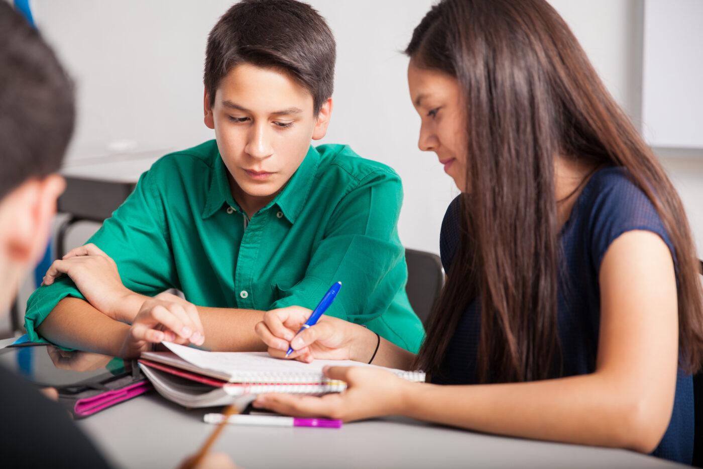 Come organizziamo la collaborazione fra alunni nell'ora di matematica? Il tutoraggio fra pari