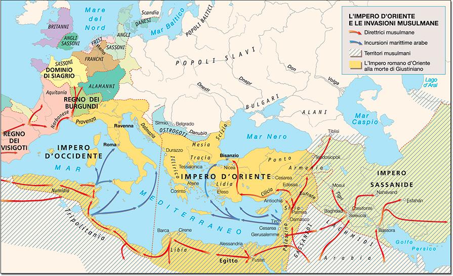 Cartina Storica Mediterraneo.Le Fonti Della Narrazione Storica Di Umberto Diotti