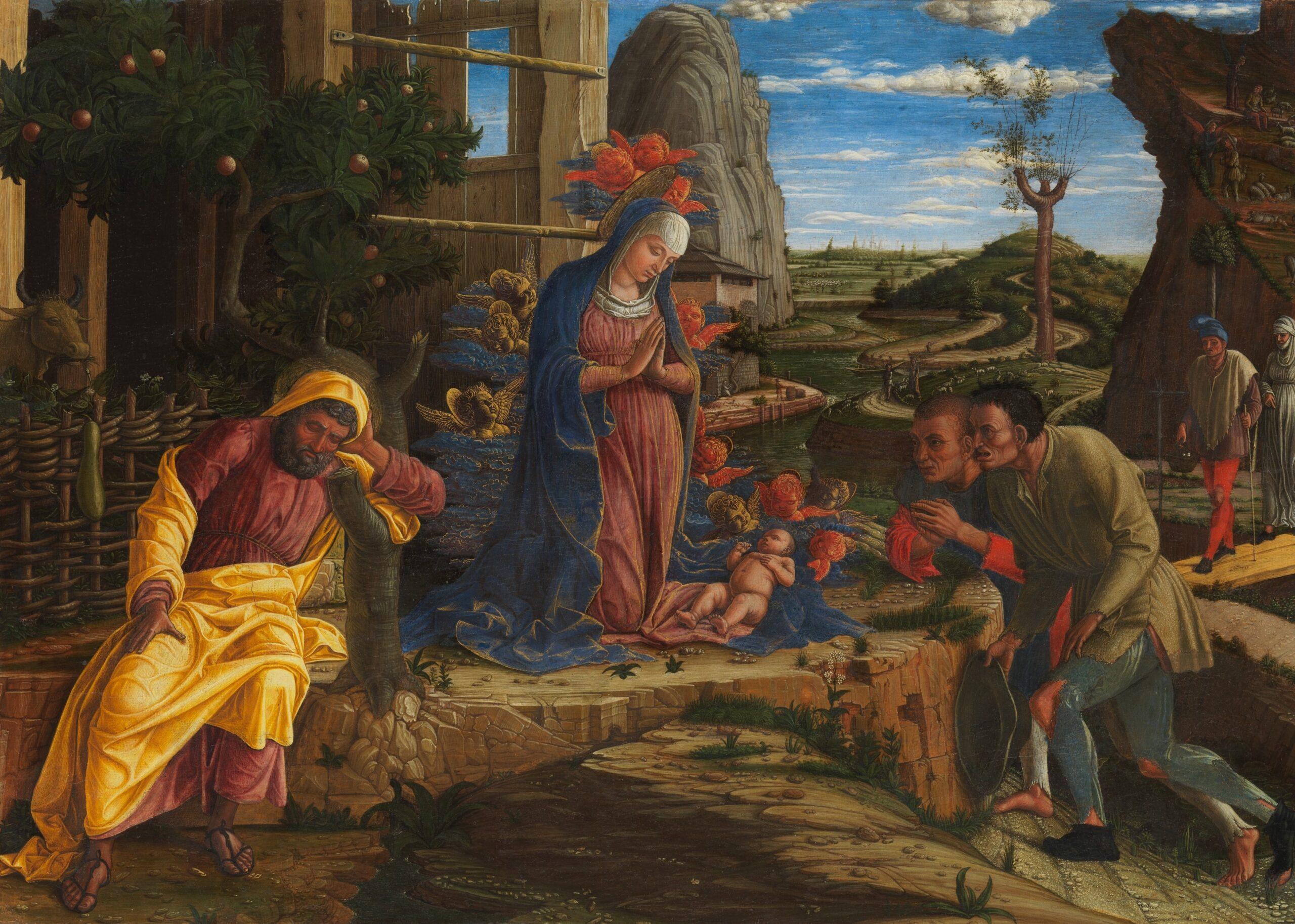 La Natività nella storia dell'arte: cinque opere per cinque secoli