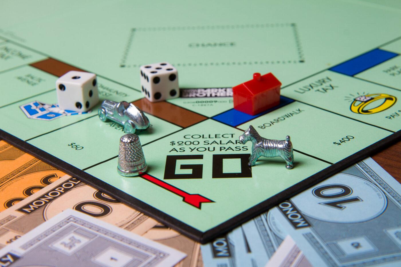 Probabilità e gioco del Monopoly