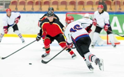 Hockey su ghiaccio